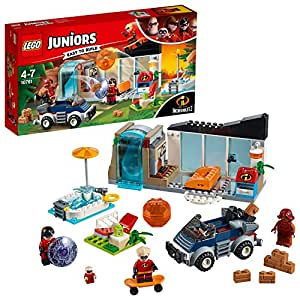 LEGO Juniors/4+ The Incredibles 2 The Great Home Escape 10761 Playset Toy