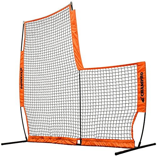 Champro Mvp Portable L Screen 7 Ft X 7 by CHAMPRO