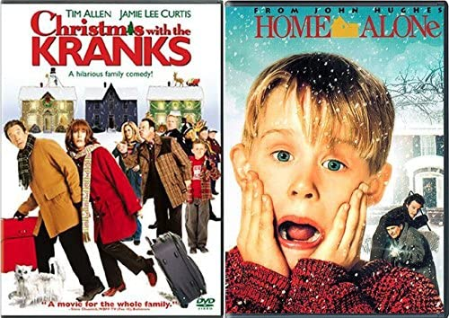 Christmas With The Kranks Dvd.Amazon Com Krank Pack Macaulay Culkin Christmas Home Alone
