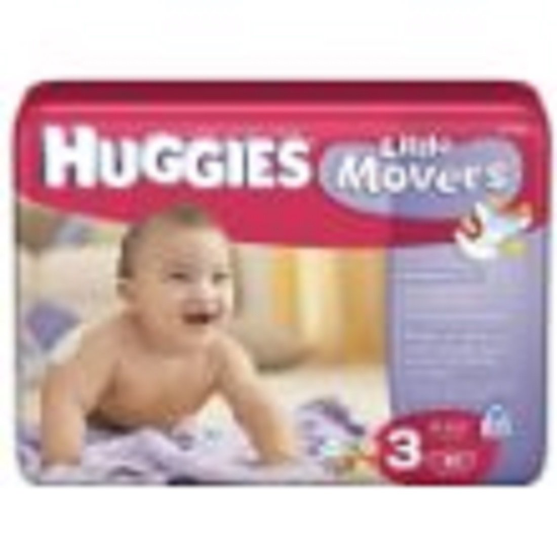 K-C10517 - Kimberly Clark Professional Huggies Little Movers Diapers by Kimberly-Clark