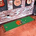 Fan Mats NFL Cleveland Browns Putting Green Mat