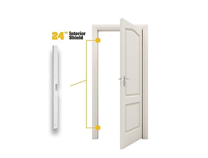 Fix-A-Jamb Door Jamb Reinforcement and Repair Kit for Interiors by ...