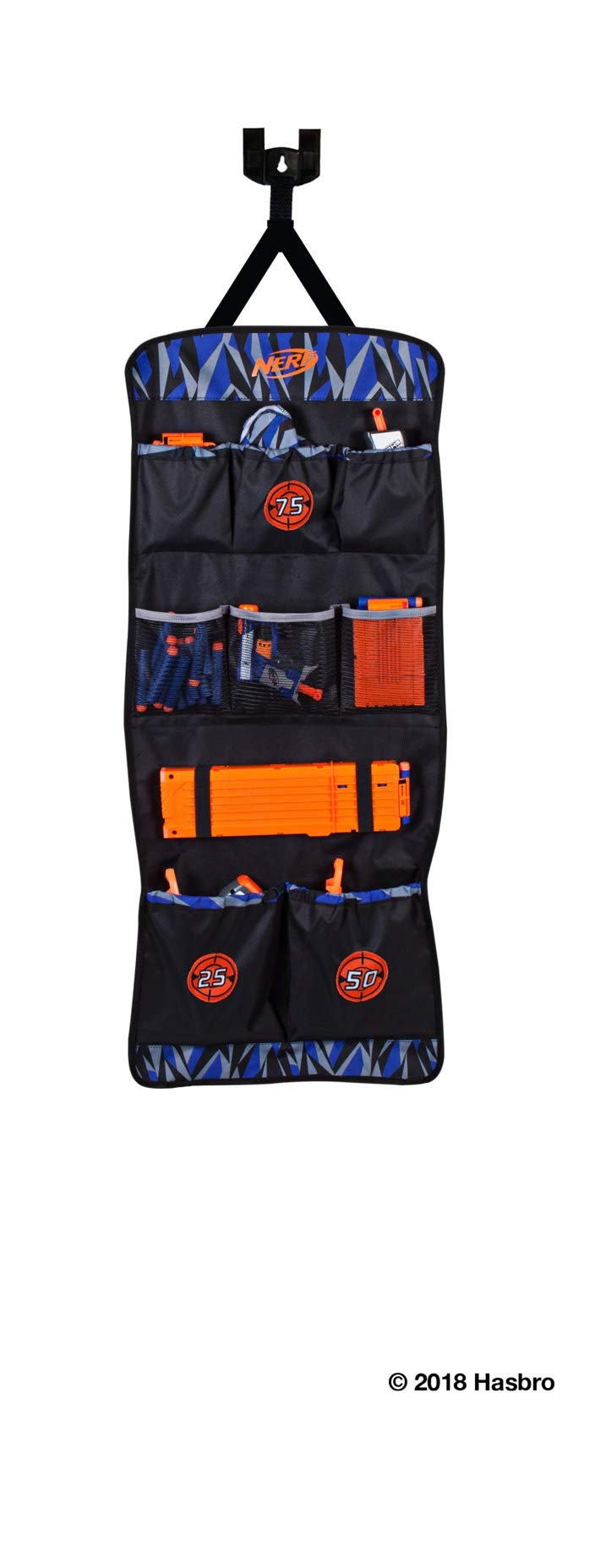 NERF Over-The-Door Storage by NERF