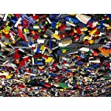 Lego Bulk Box: - 5 to 6lbs of Loose Lego Bricks and Parts