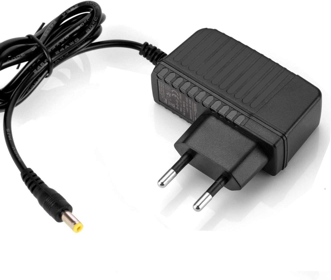 MyVolts Chargeur//Alimentation 9V Compatible avec Casio CTK-401 Clavier Adaptateur Secteur Prise fran/çaise