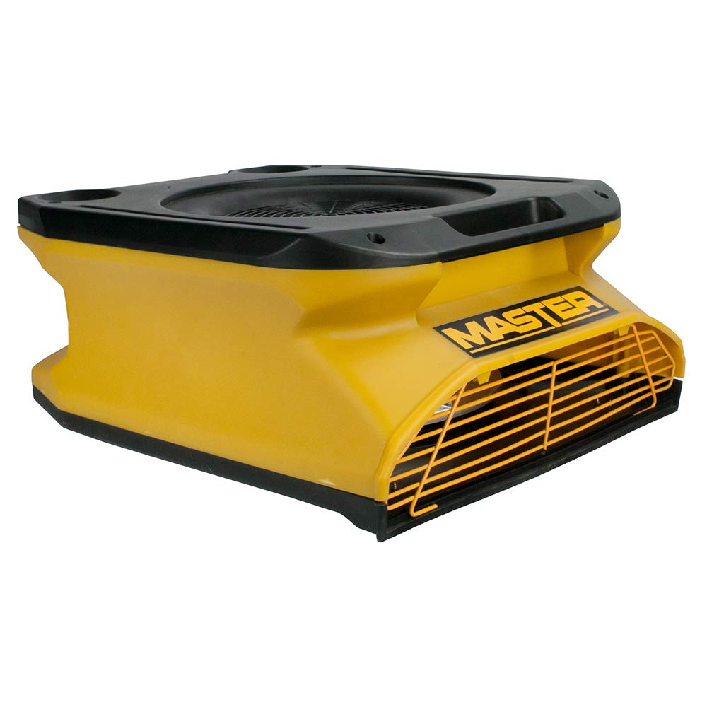 Master PROFESSIONAL Floor Drying Fan, Yellow by Master PROFESSIONAL
