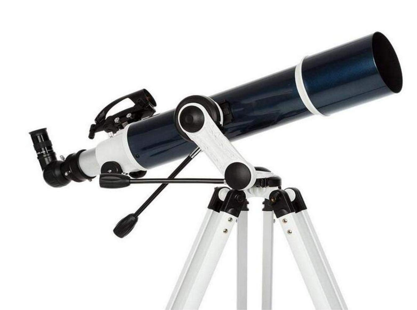 CTO Astronomical Telescope Hd World Dual-Use Deep Space Stargazing Refraction Astronomy,A,Telescope
