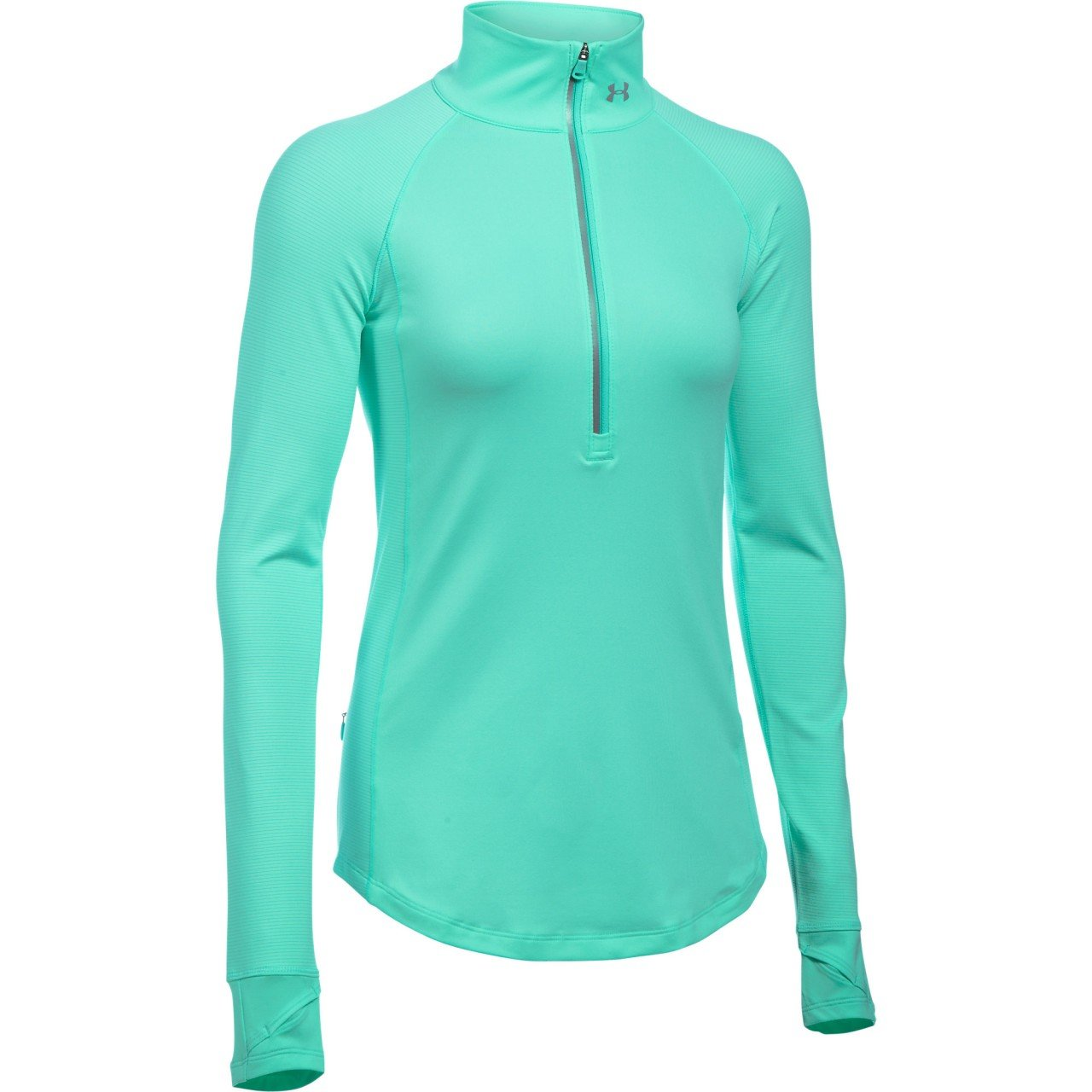 Under Armour LayeROT Up Half Zip - crystal