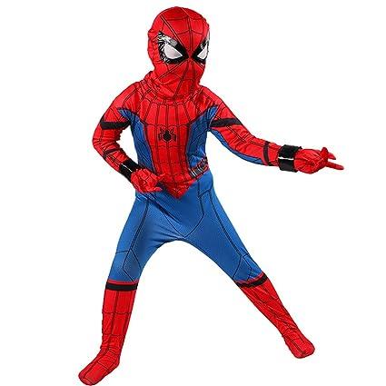 Spider-Man Homecoming Traje de Spiderman Cosplay Medias ...