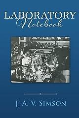 Laboratory Notebook Paperback