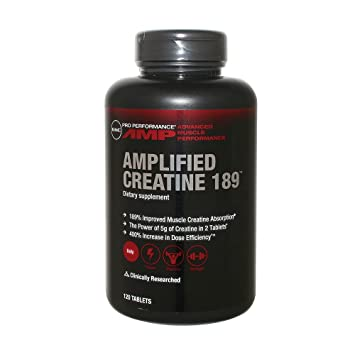GNC Pro Performance AMP Amplified Creatine 189 Tablet, 120 Count: Amazon.es: Salud y cuidado personal