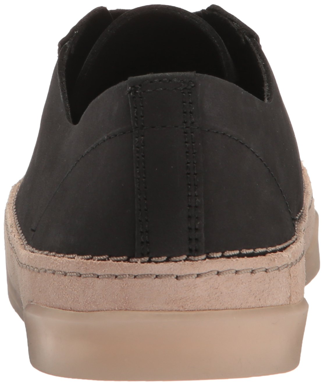 CLARKS Women's Hidi Holly Sneaker B01IACLVTI 8.5 B(M) US|Black Nubuck