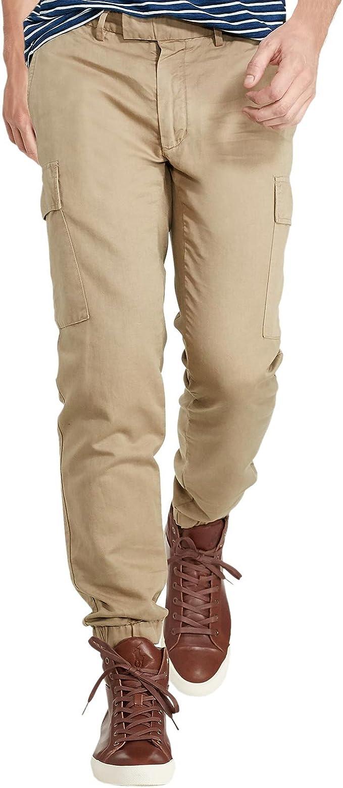 Ralph Lauren Polo Pantalones de chándal para Hombre, Mezcla de ...