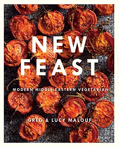 New Feast: Modern Middle Eastern Vegetarian ()