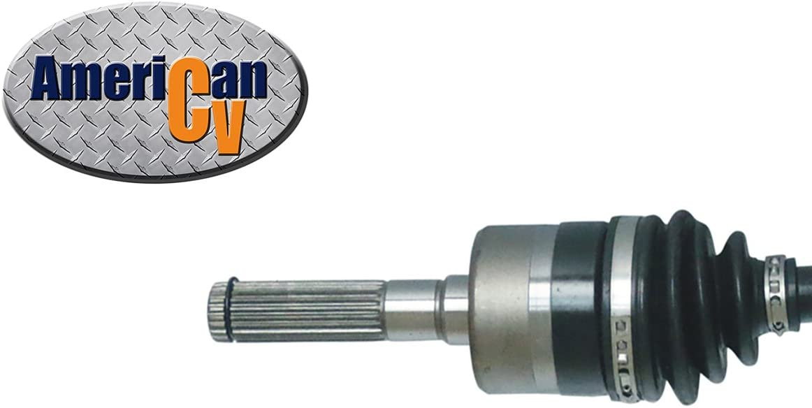 BOMBARDIER QUEST FRONT RIGHT COMPLETE ATV CV AXLE 2002-2004 CAN AM