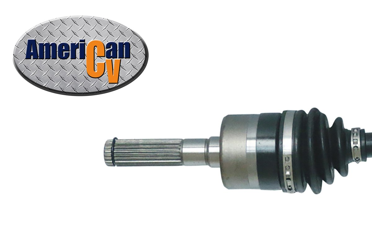 BOMBARDIER TRAXTER 500 FRONT RIGHT COMPLETE ATV CV AXLE 1999-2005 CAN AM
