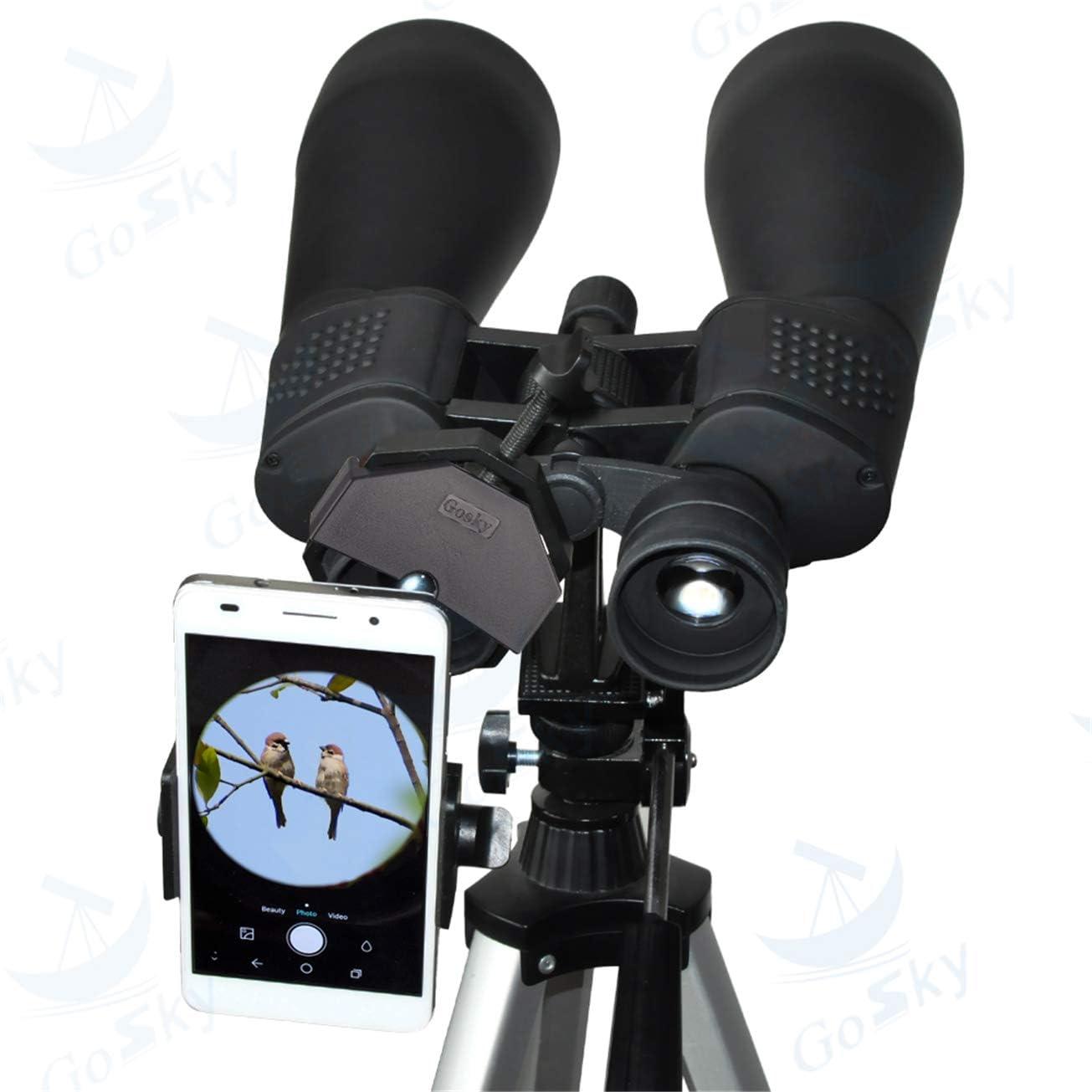 Gosky - Adaptador Universal para teléfonos móviles (Compatible con ...