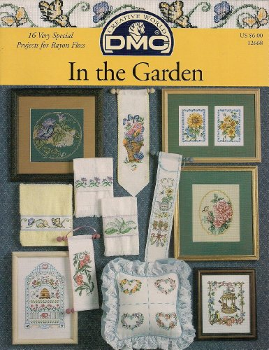 In The Garden     12668  Creative World Dmc