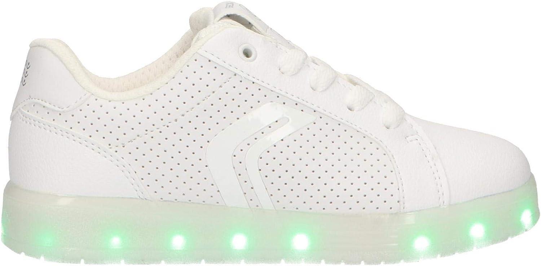 3 US Pick SZ//Color. Geox Alonisso Boy 24 High Top Sneaker 34EU Little Kid