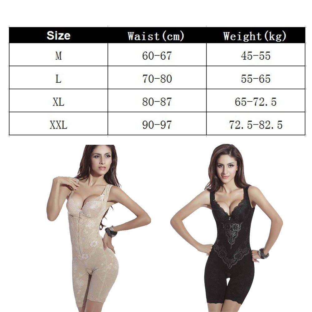 6d01221abd9 Tayili Women s Body Shaper Waist Cincher Underbust Corset Bodysuit Shapewear  at Amazon Women s Clothing store