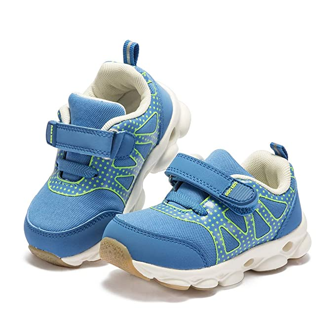 7a45720a250ed Amazon.com: ABC KIDS Unisex Sneakers Outdoor Running Hiking Tennis ...