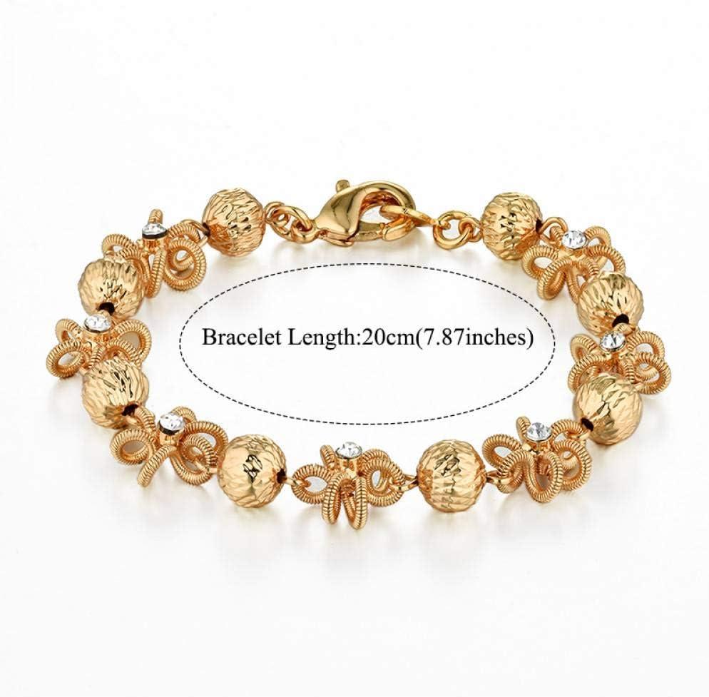 ABDYTE Pulsera De Mujer Al porMayor Braslet Gold Color Hand Chain Diseño Único Charm Bracelet para Mujer Jewelry