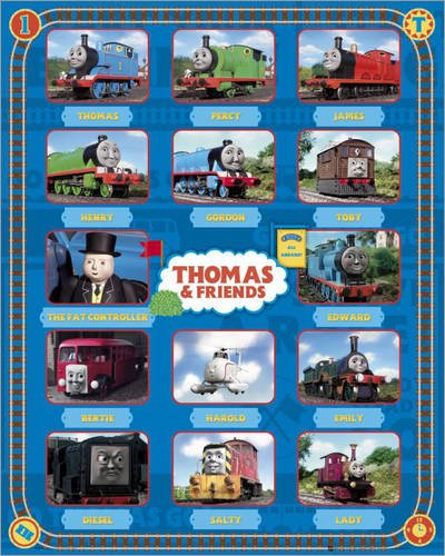 Poster Thomas And Friends