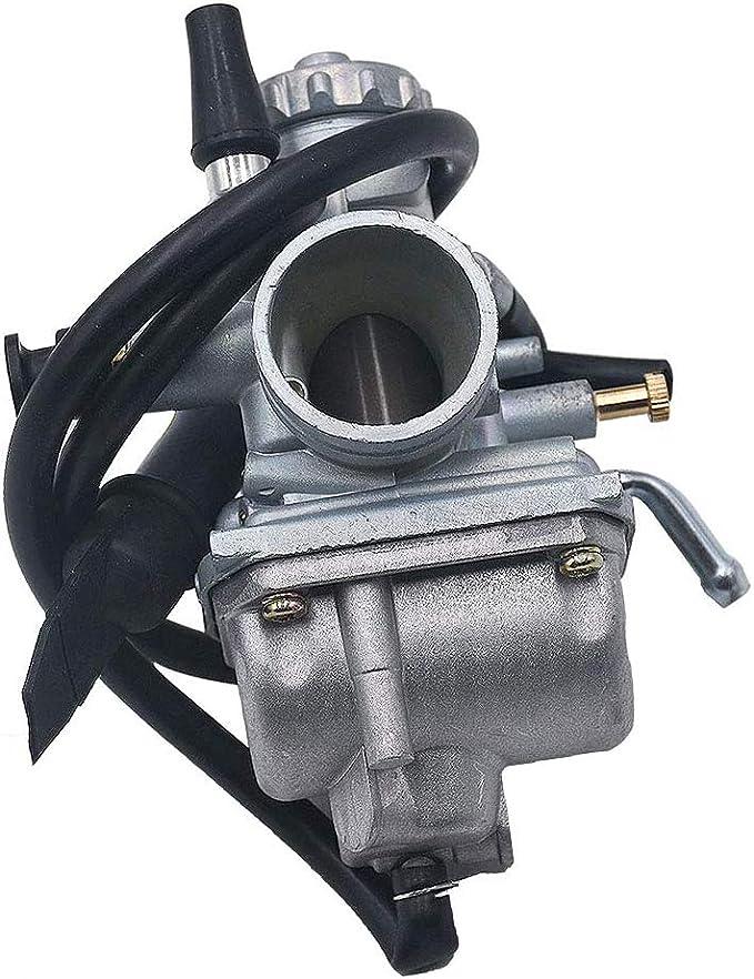 Carbman Carburetor for Suzuki ATV 1985 1986 QUADRUNNER LT230GE ...