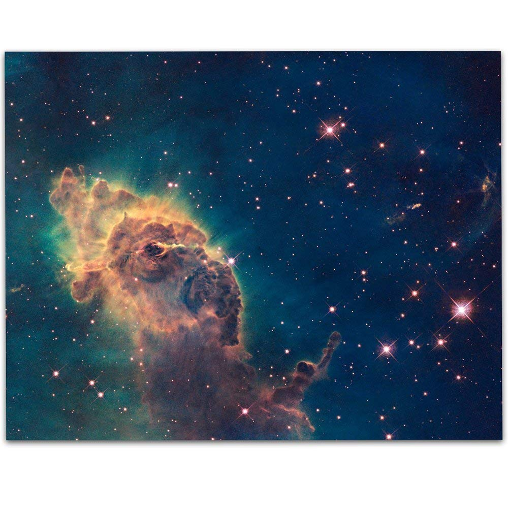 11x14 Unframed Art Print Astronomy Great Gift for Space Lovers