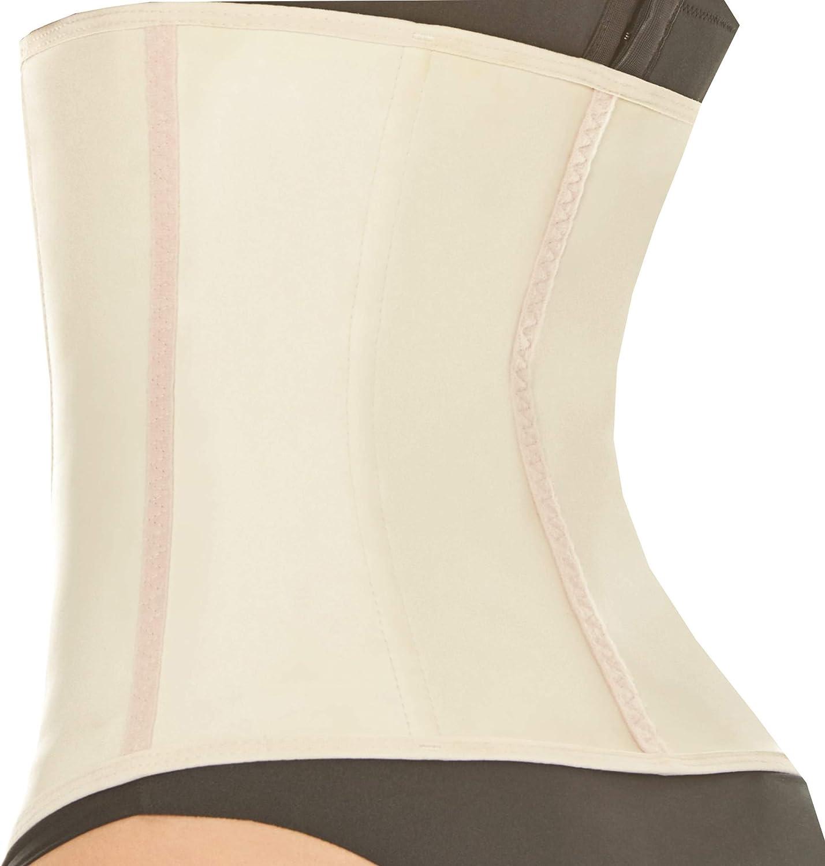 Women Slim Latex Shaper Thermal Vest ShapEager Fajas Mujer para Bajar de Peso