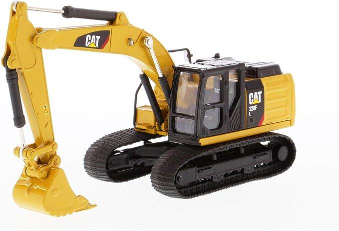 Diecast Masters CAT 320 Excavator Bucket Take Off 1//64 NEW