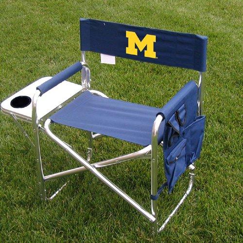 Rivalry NCAA Directors Chair NCAA Team: Michigan