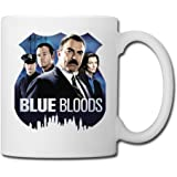 Blue Bloods Ceramic Custom Coffee/Tea Mug White 11oz For Funny Gifts