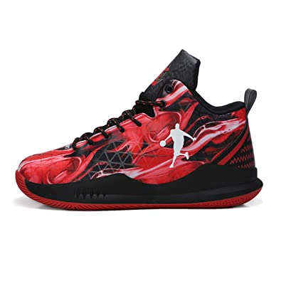 ff8f3cf5e4191 Amazon.com | SIX FOOTPRINTS Men & Women Basketball Shoes Fashion ...