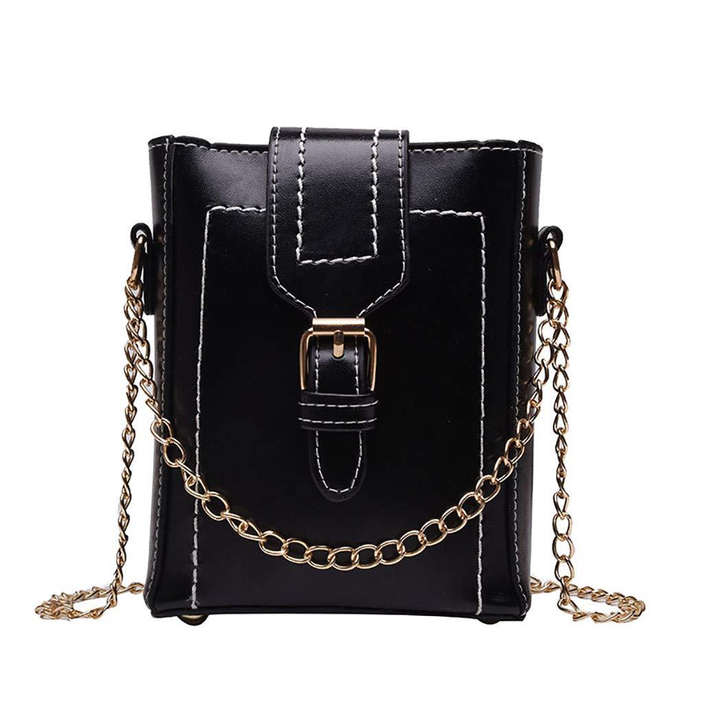 f2901c25c05e Pengy Women's Shoulder Bag Chain Versatile Messenger Bag Fashion ...