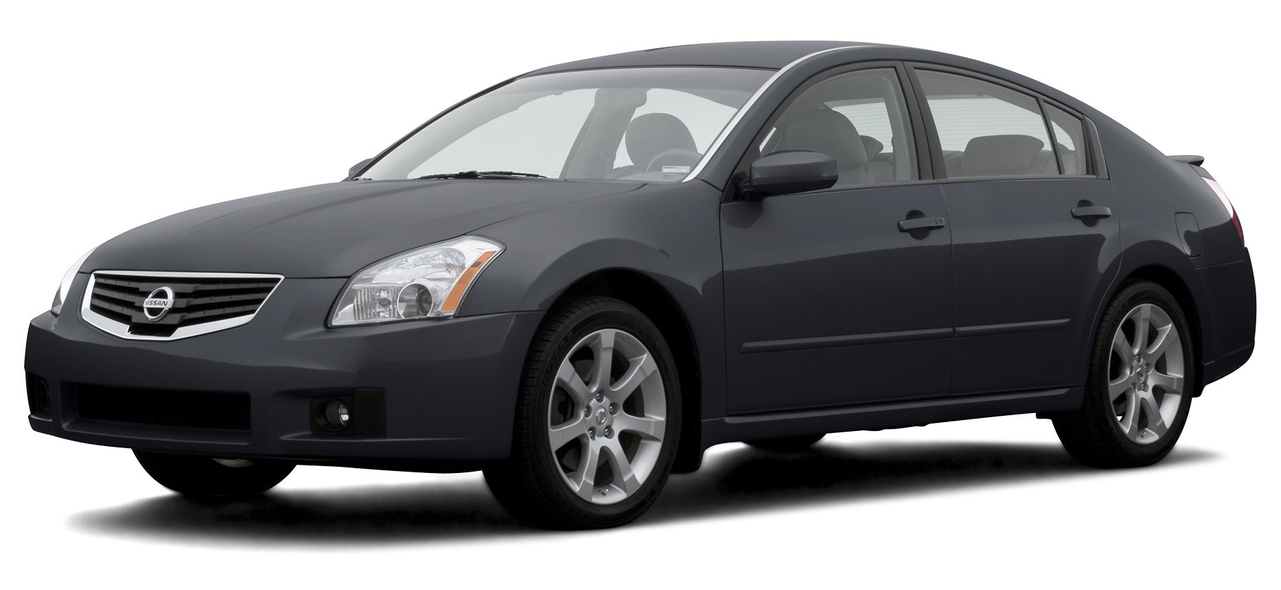 Captivating 2007 Nissan Maxima 3.5 SE, 4 Door Sedan V6 CVT ...