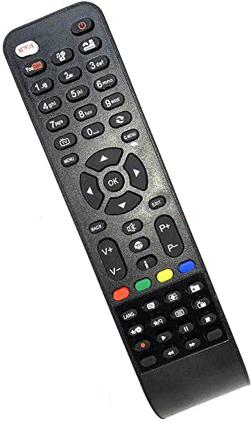 Compatible Saba S3217V-WIFI - Reemplazo Mando a Distancia para televisor: Amazon.es: Electrónica