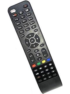 RemotesReplaced Reemplazo Mando a Distancia para Nordmende N323LD ...