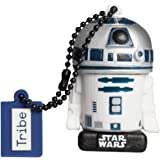 Tribe, Star Wars R2-D2, 32GB USB Flash Drive, 2.0 Memory Stick Keychain