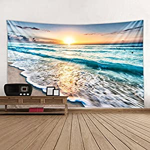 61TtESMB8cL._SS300_ Beach Tapestries & Coastal Tapestries