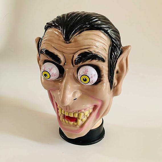 Amazon.com: FEDULK - Máscara de Halloween de polipropileno ...