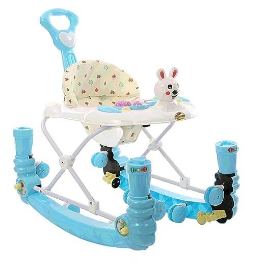 DUANYR-Baby Walker Andador Infantil con balancín con Varillas de ...