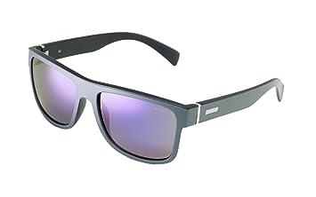 Sinner Erwachsene Sonnenbrille Skagen Polycarbonat Sintec Polarisiert, Grau/Schwarz, SISU-713-20-P68