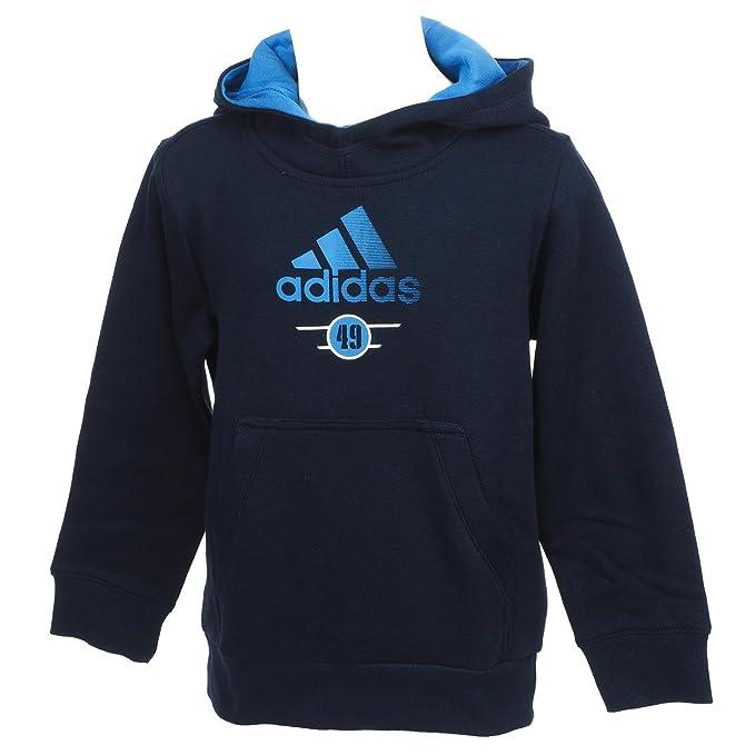 Sudadera capucha Adidas K CO GRAPH HOOD para niño 48360 (140)