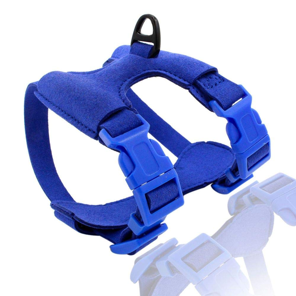 D Medium D Medium Ambiguity Vest Harness,Pet Traction Rope Chest Strap Small and Medium Dog cat Chest Back