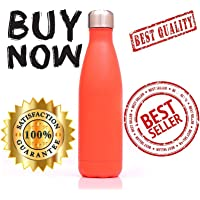 Stainless Steel Water Bottle Vacuum Insulated 500 ml New Design