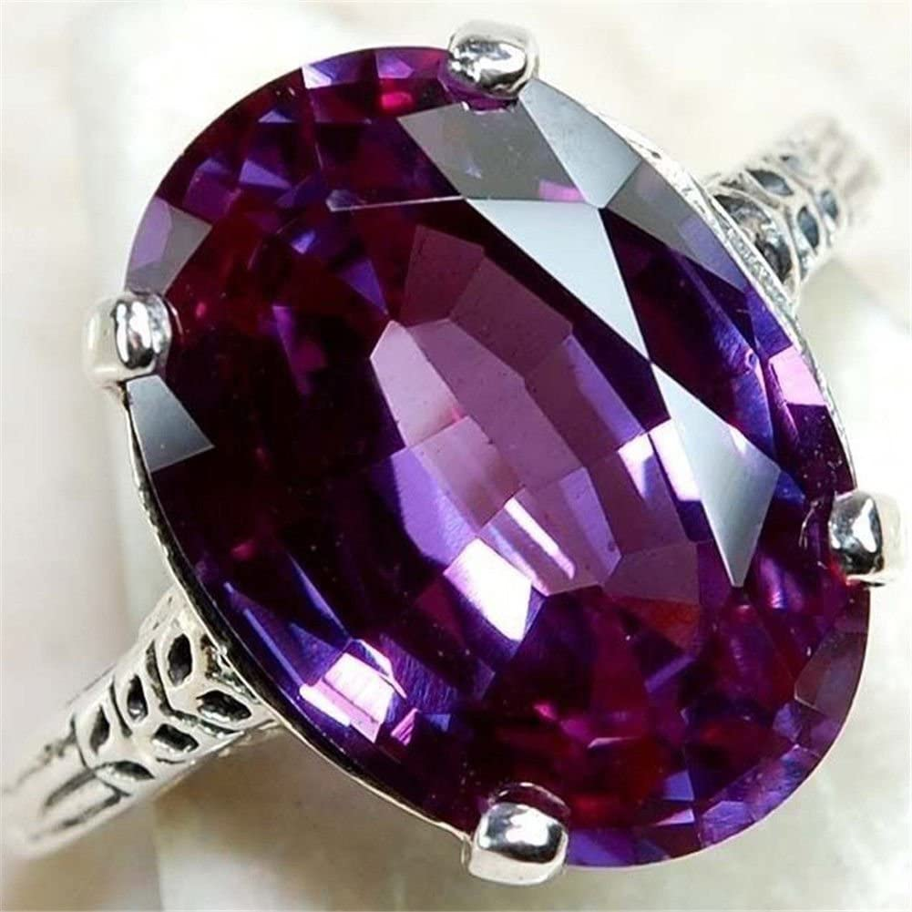 Turkish 100/% Color Change Alexandrite 925 Solid Sterling Silver Ring 6 7 8 9 10