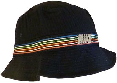 Nike Gorro Cubo, Azul, Rainbow Stripe-Unisex – para Hombre/Mujer ...