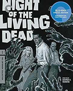 Night of the Living Dead (The Criterion Collection) [Blu-ray]