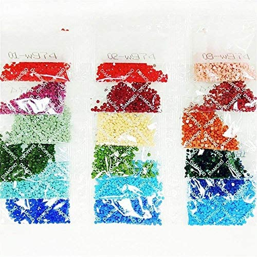 Diamant Schilderij Verf Door Aantal Strass Borduren Voor Thuis Muurdecoratie Kits Volledige Boor DIY 5D Arts Craft Grote Foto's Cross Stitch Waterval Hut Scenery 100X50Cm